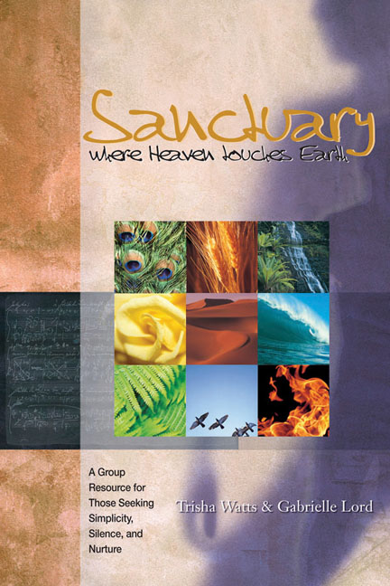 Sanctuary Book & CD Set